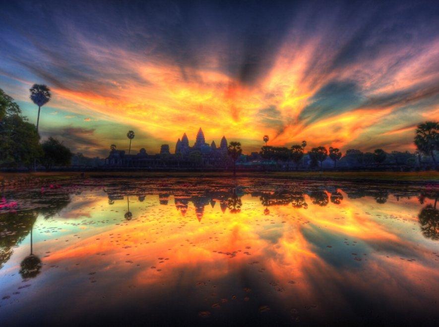 alba india città