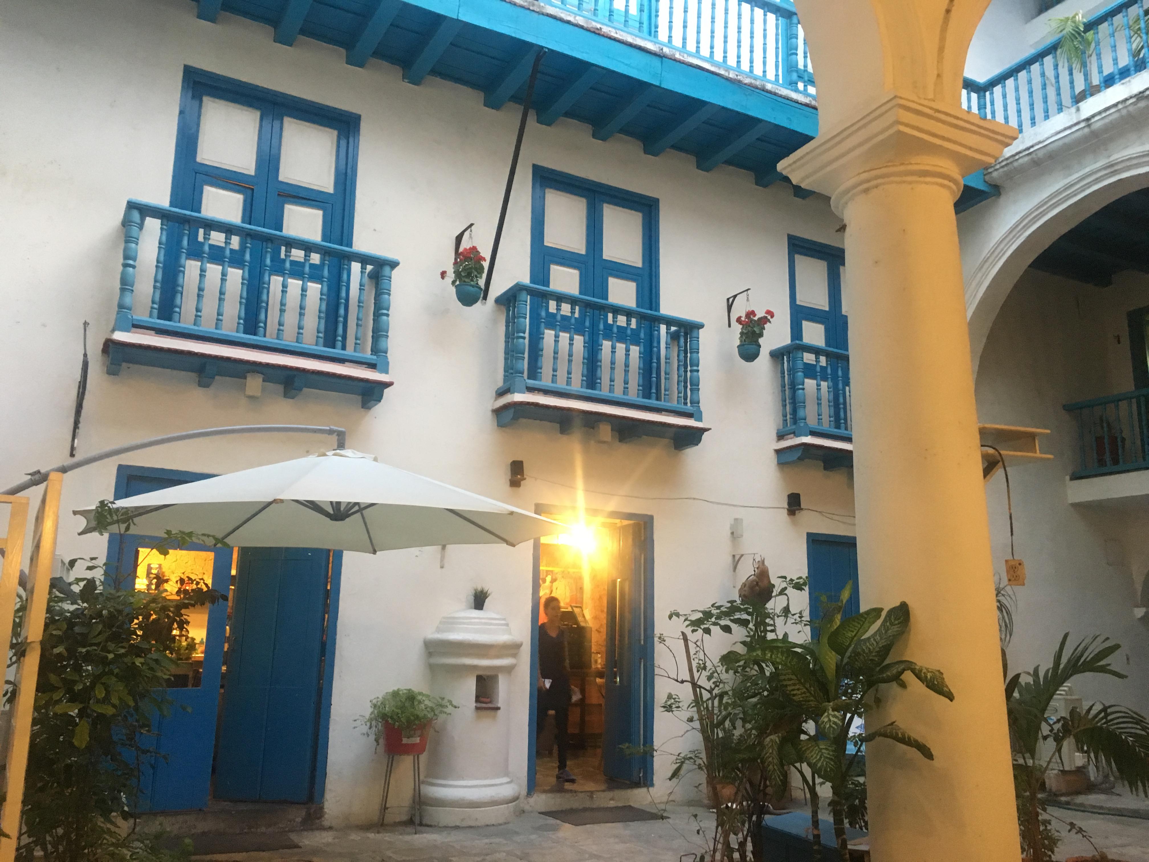 Cuba - Havana Cafè Bohemia