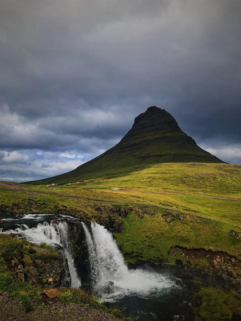 Islanda Kirkjufell