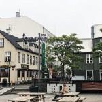 islanda 2018 reykjavik centro città
