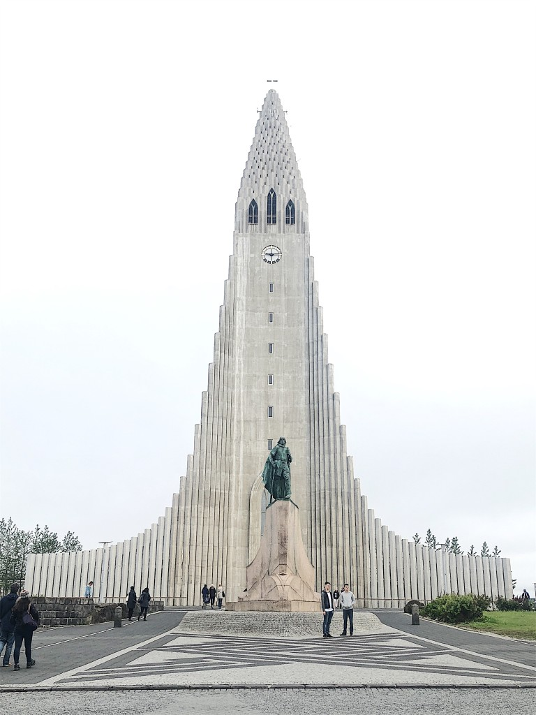 islanda 2018 reykjavik chiesa