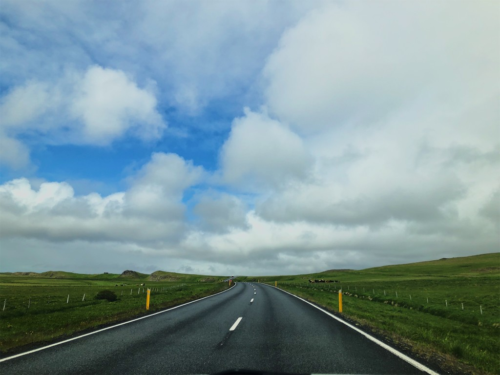 road to olafsvik
